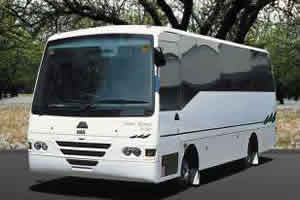 MAN 38 seater coach for rent, hire and charter